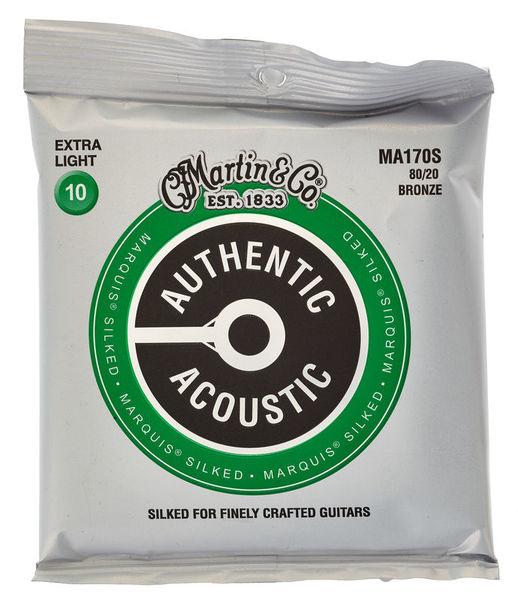 Martin Guitars MA-170S Authentic Acoustic Set