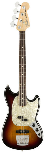 Fender AM Perf Mustang Bass RW 3TSB