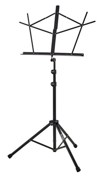On-Stage Music Stand SM7222 Black