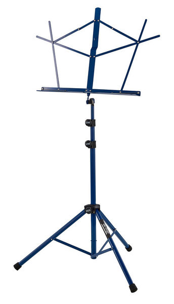 On-Stage Music Stand SM7222 Blue
