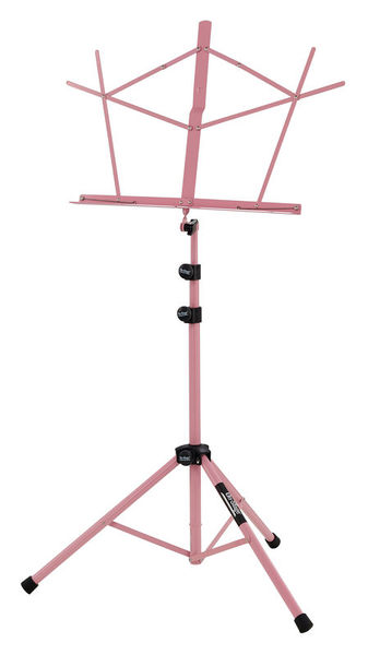 On-Stage Music Stand SM7222 Pink