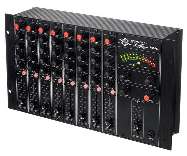 Formula Sound PM-80R