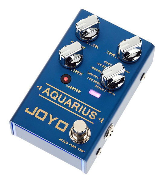 Joyo R-07 Aquarius Delay+Looper