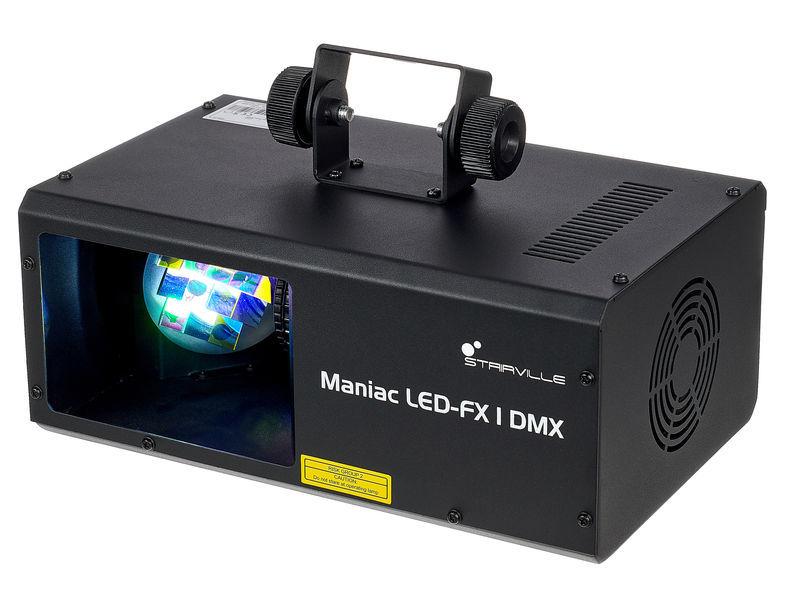 Stairville Maniac LED-FX 1 DMX
