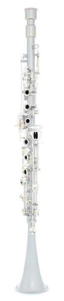 Martin Foag Bb- Metal Clarinet 174T S/S