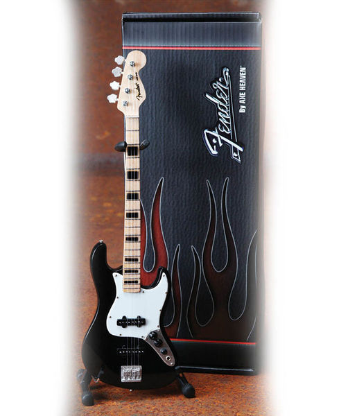 Axe Heaven Fender Jazz Bass Black