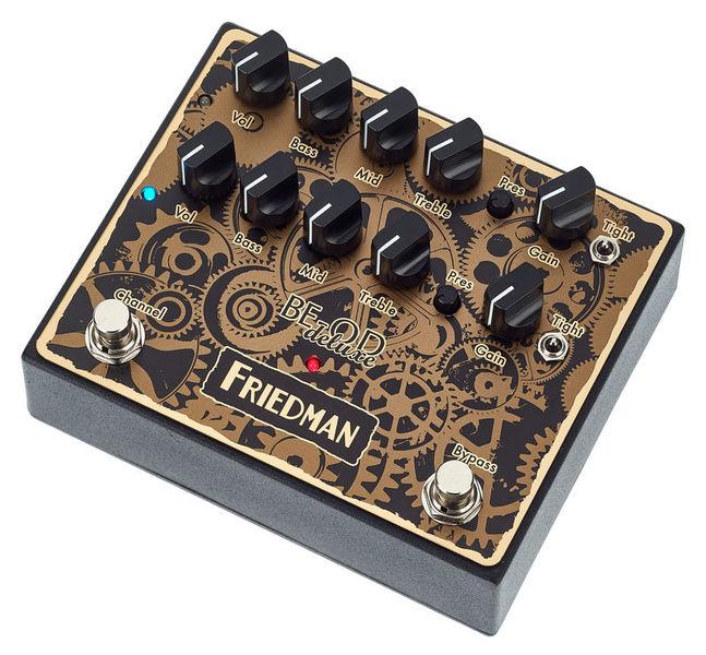 Friedman BE-OD Deluxe Overdrive Ltd.