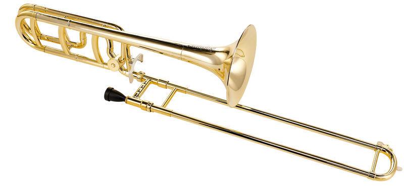 Startone PTB-20 Bb/F- Trombone Gold