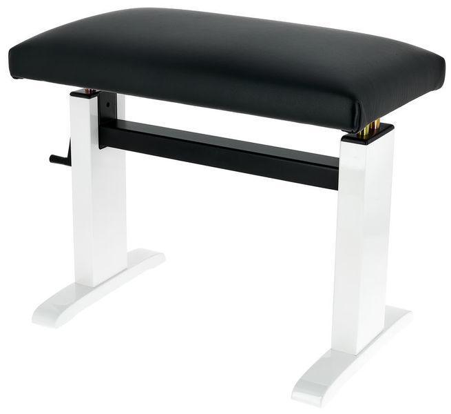 Klavierbänke Niederrhein Mod. 60 Piano Bench WH pol.