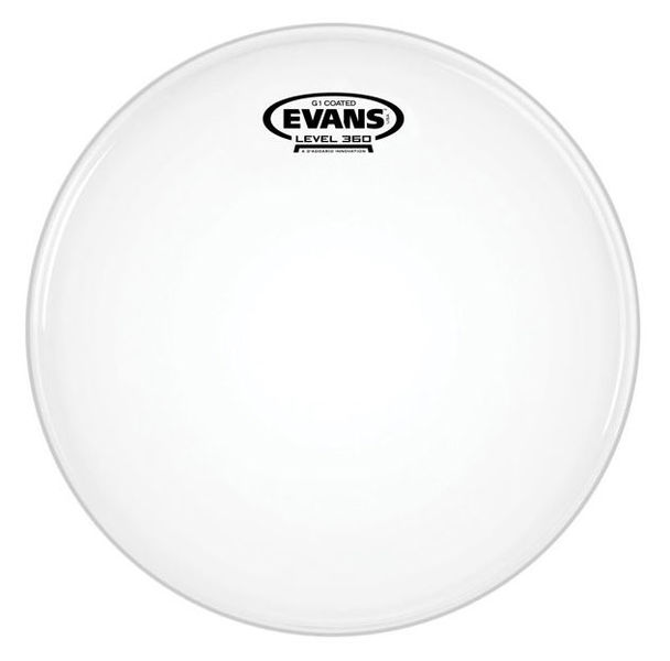 """Evans 20"""" G1 Coated Bass Drum"""
