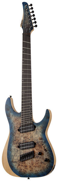 Schecter Reaper 7 Multiscale SSKYB