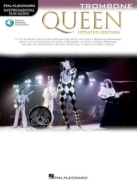 Hal Leonard Queen Trombone Play-Along