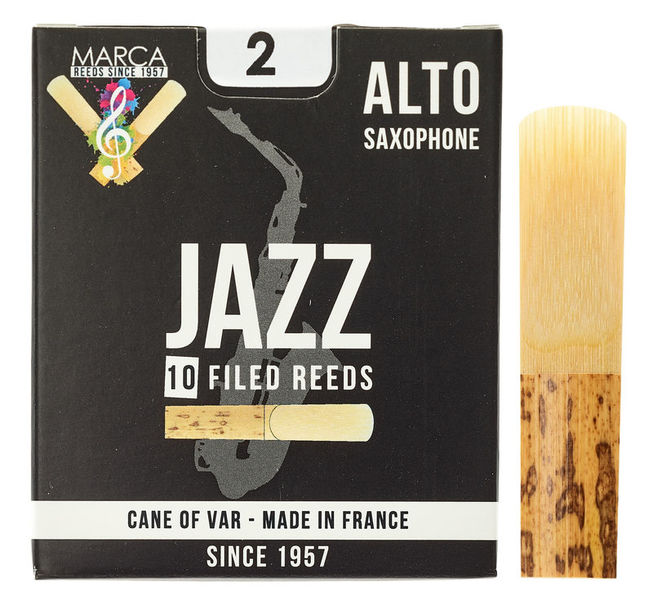 Marca Jazz filed Alto Saxophone 2.0