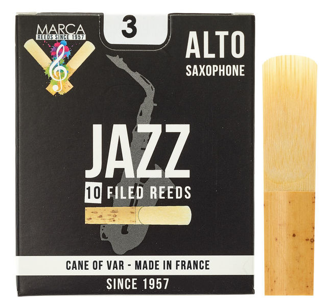 Marca Jazz filed Alto Saxophone 3.0