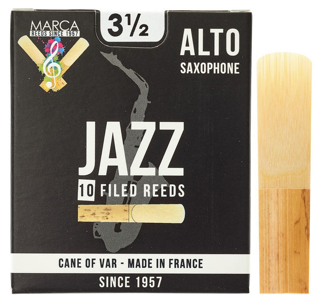 Marca Jazz filed Alto Saxophone 3.5