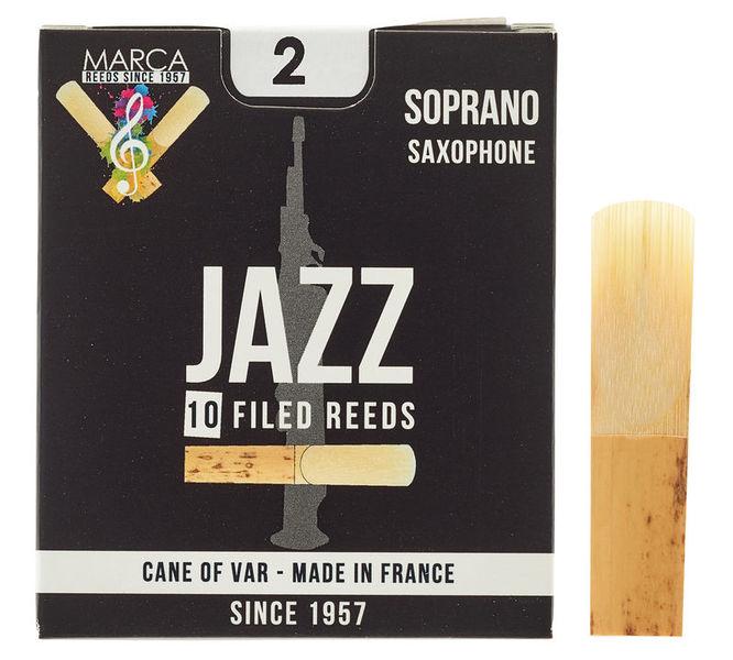 Marca Jazz filed Soprano Sax 2.0
