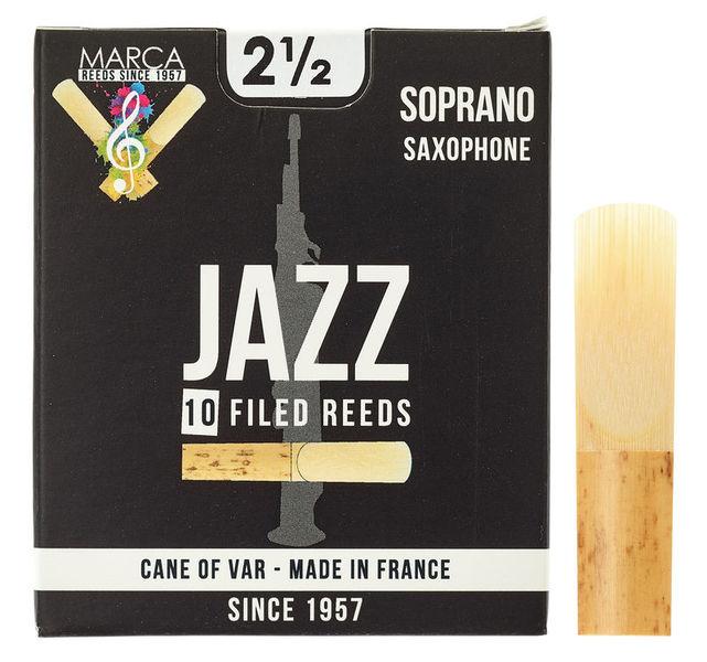 Marca Jazz filed Soprano Sax 2.5