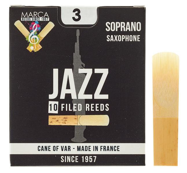 Marca Jazz filed Soprano Sax 3.0