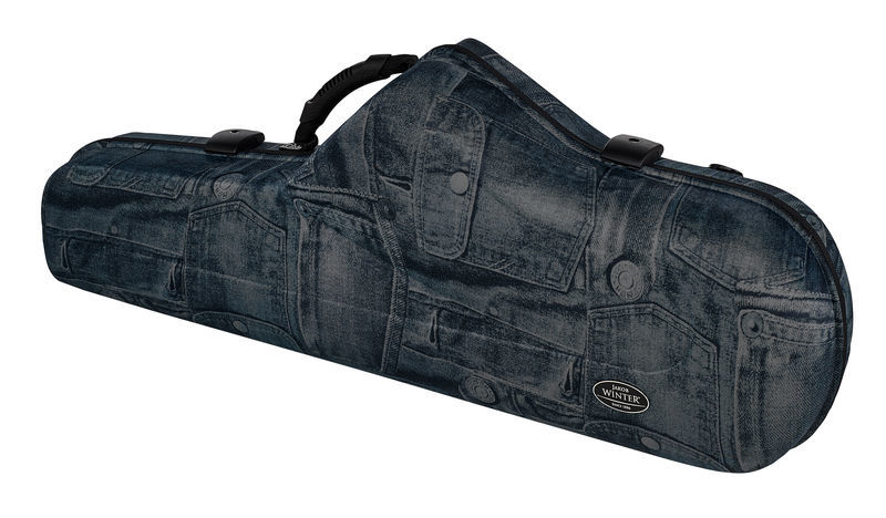 Jakob Winter JW 51095 Tenor Sax Case Jeans