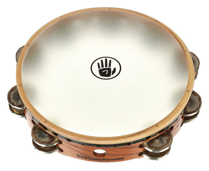 Black Swamp Percussion TD3S Tambourine