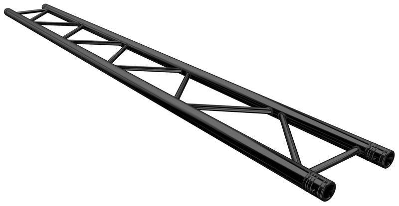 Global Truss F32250-B Truss 2,5 m Black