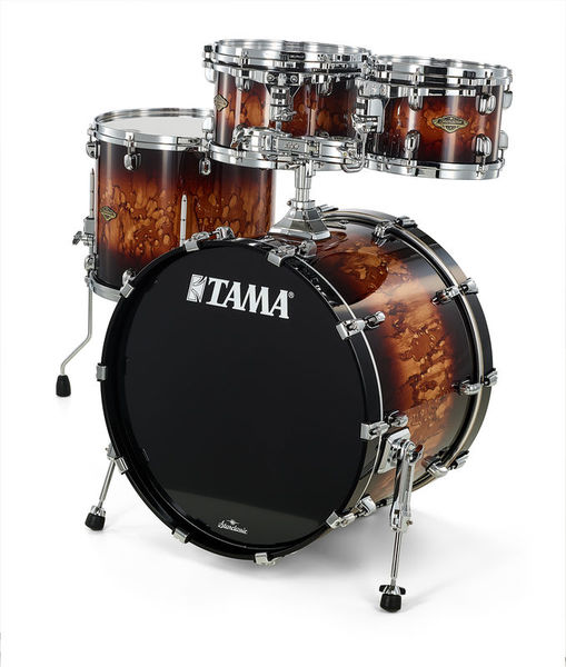 Tama Starcl. Walnut/Birch 4pcs -MBR