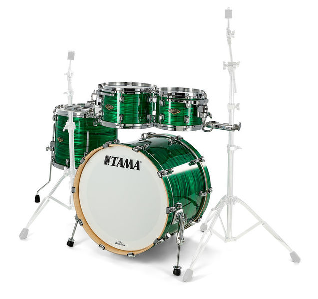 Tama Starcl. Walnut/Birch 4pcs -JDL