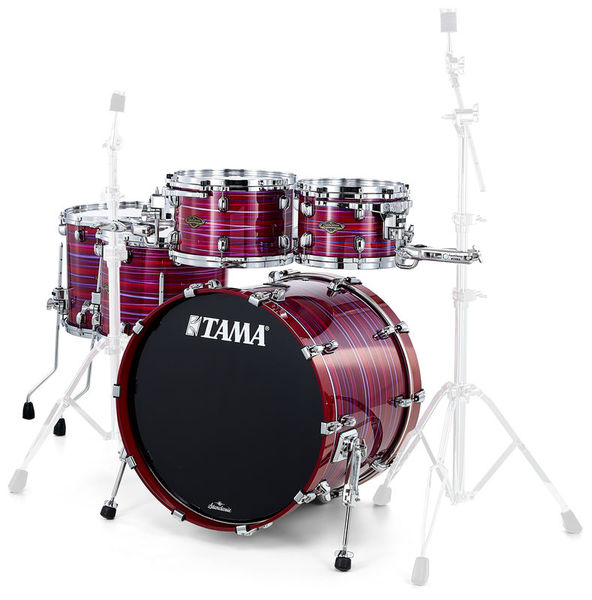 Tama Starcl. Walnut/Birch 5pcs -LPO