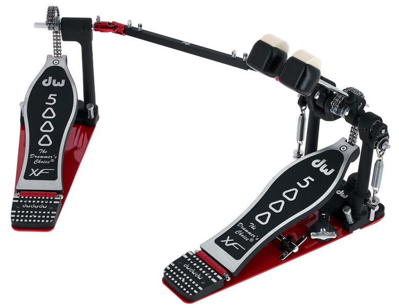 DW 5002AD4XF Double Bass Pedal