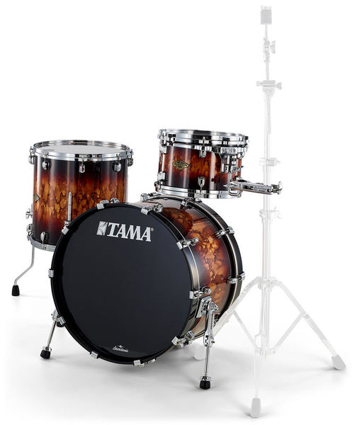 Tama Starcl. Walnut/Birch 3pcs -MBR