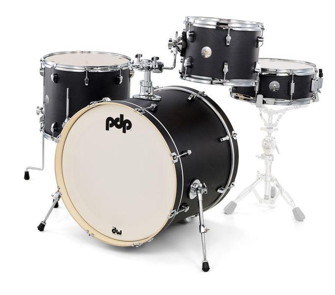 DW PDP Spectrum Rock Kit Black