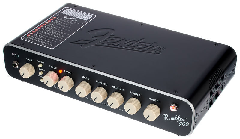 Fender Rumble 800HD
