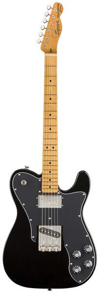 Fender SQ CV 70s Tele CSTM MN BK