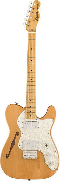 Fender SQ CV 70s Tele Thinline MN NAT