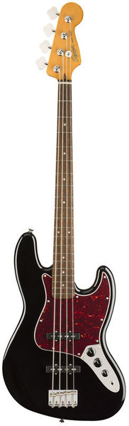 Fender SQ CV 60s Jazz Bass LRL BK