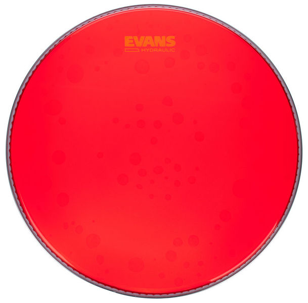 """Evans 14"""" Hydraulic Red Snare"""