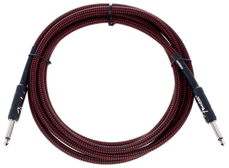 Fender Prof. Cable Tweed Red 3 m