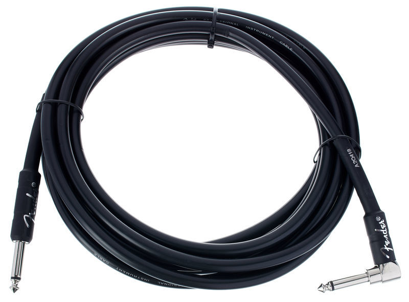 Fender Professional Cable 4,5m Black