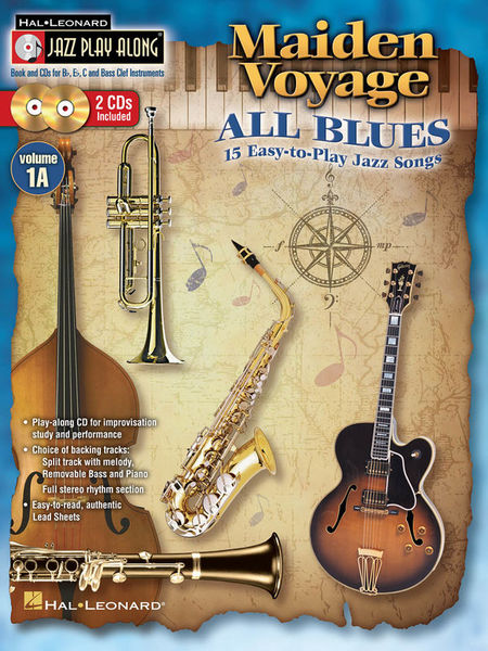 Hal Leonard Jazz Play-Along Maiden Voyage