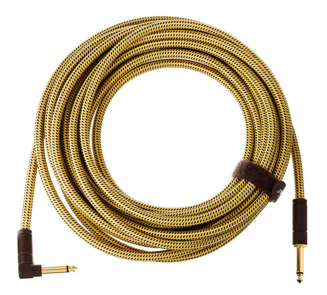 Fender Del. Cable Angle Plug 7,5m TN