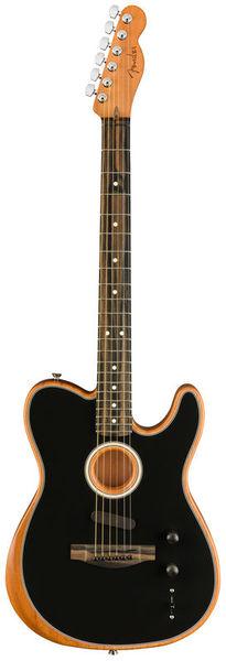 Fender Acoustasonic Tele BK