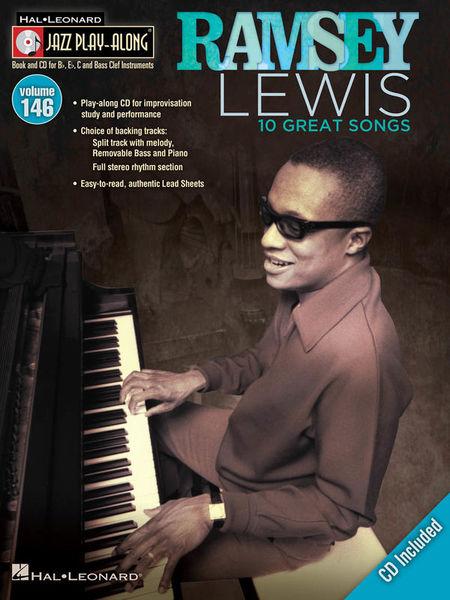 Hal Leonard Jazz Play-Along Ramsey Lewis