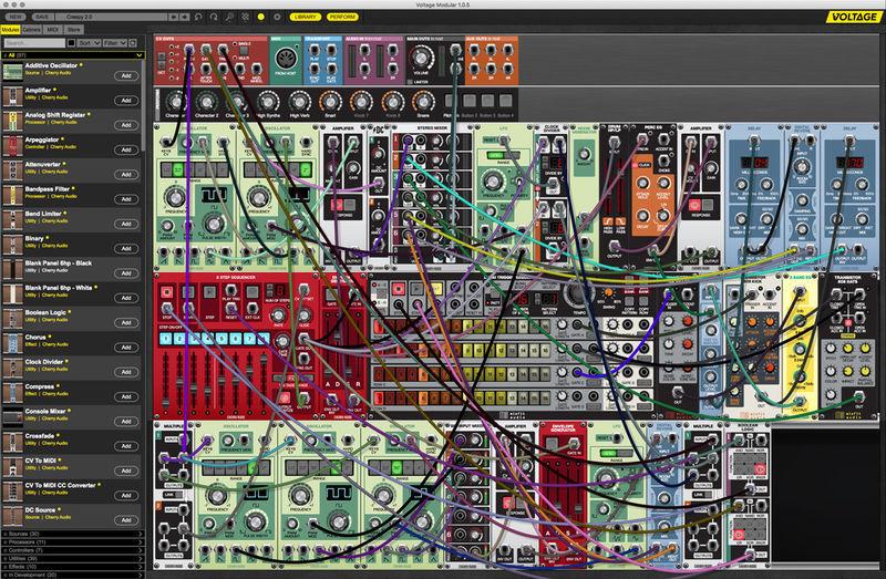Cherry Audio Voltage Modular Ignite