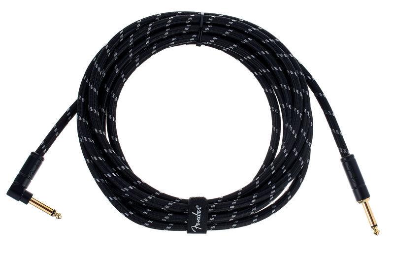 Fender Del. Cable Angle Plug 4,5m TB
