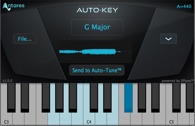 Antares Auto-Key
