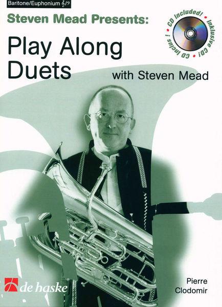 De Haske Steven Mead Play Along Duets