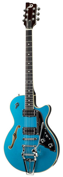 Duesenberg Starplayer III Catalina Blue
