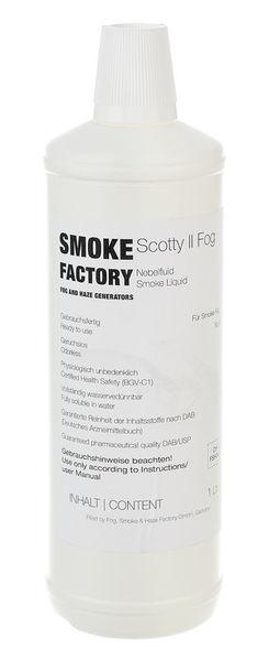 Smoke Factory Scotty II Fog Fluid 1L