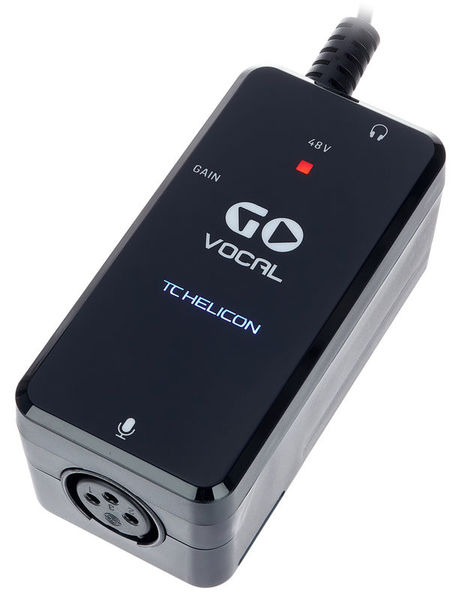 TC-Helicon GO VOCAL