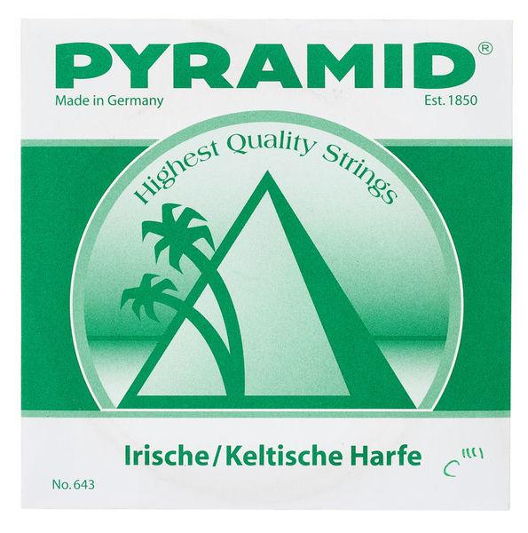 Pyramid Irish / Celtic Harp String c4